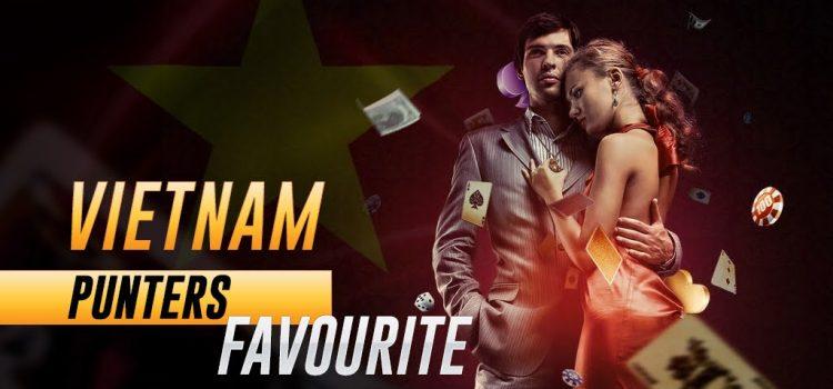 Vietnam Punters Favourite Online Casino