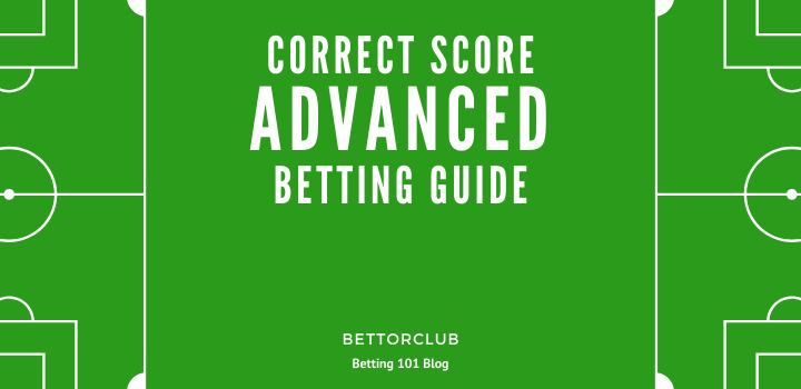Correct Score Betting Guide Blog Featured Image